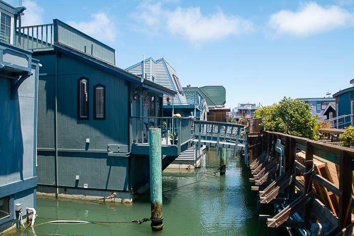 San Francisco: En Sausalito