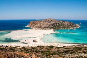Tres días en Creta con coche de alquiler: Balos