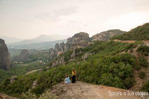 Visitar Meteora