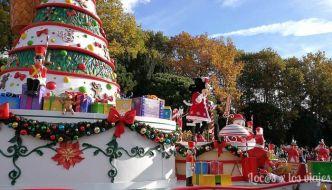 Navidad encantada en Disneyland París