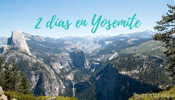 2-días-en-Yosemite-NP Dos días en Yosemite