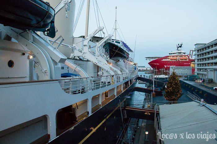 Edimburgo con niños: Royal Yacht Britannia
