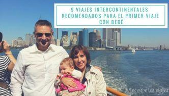 9 destinos para el primer viaje con bebé fuera de Europa