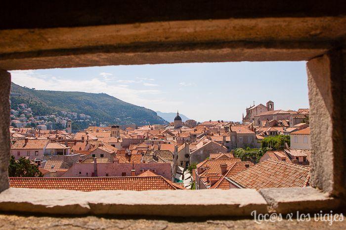 Dubrovnik desde las murallas