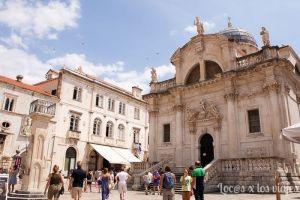 Dubrovnik: Iglesia de San Blas