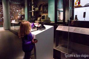 Edimburgo con niños: Museo Nacional de Escocia