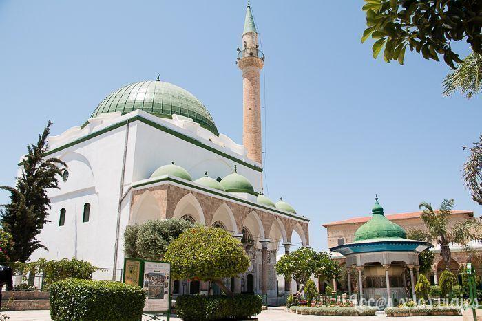 Mezquita de Al-Jazzar