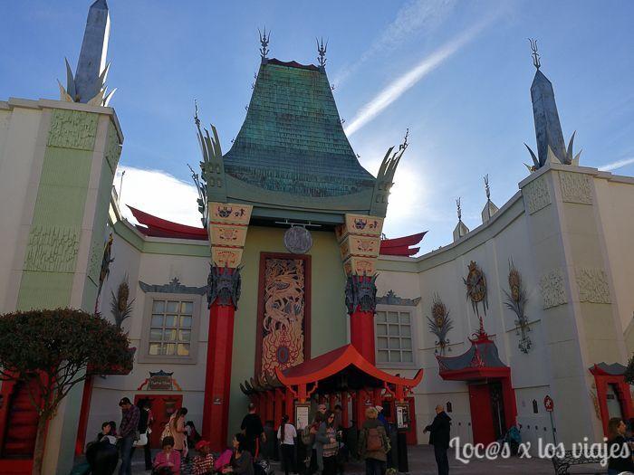 Parque Warner: Teatro Chino