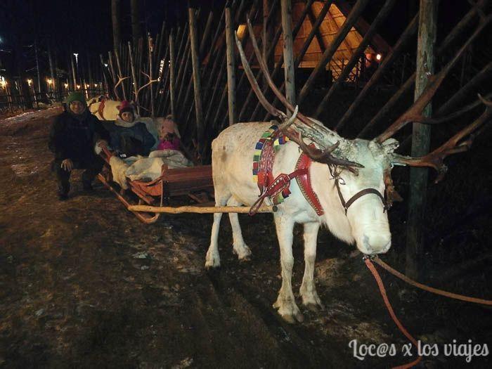 Edades de los niños para viajar a Laponia