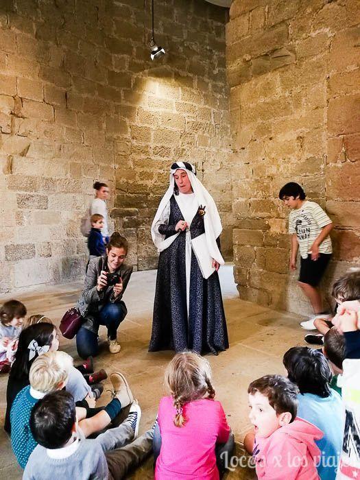 Qué ver y hacer en Navarra: Palacio Real de Olite