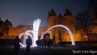 Mercado de Navidad de Carcassonne