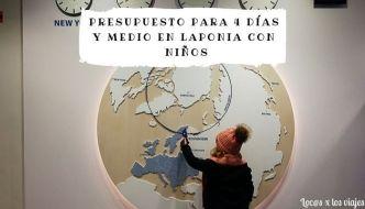 Presupuesto Laponia