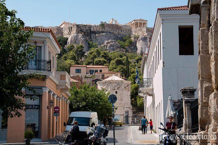 Atenas: Barrio de Plaka