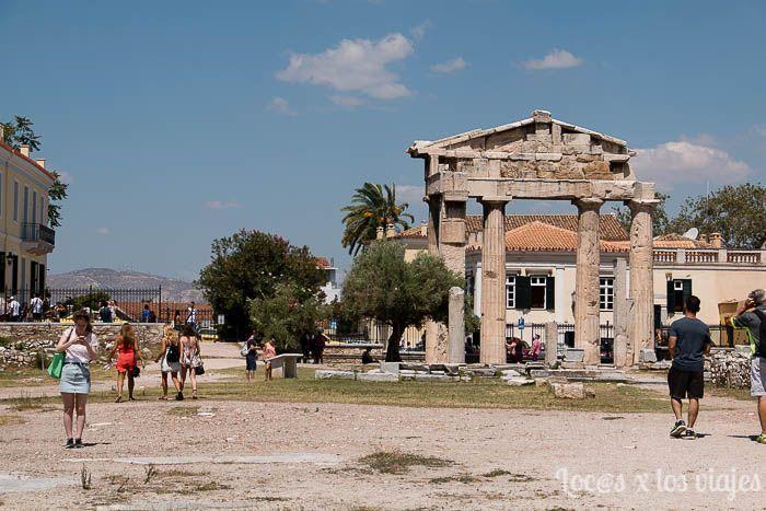 Atenas: Ágora Romana