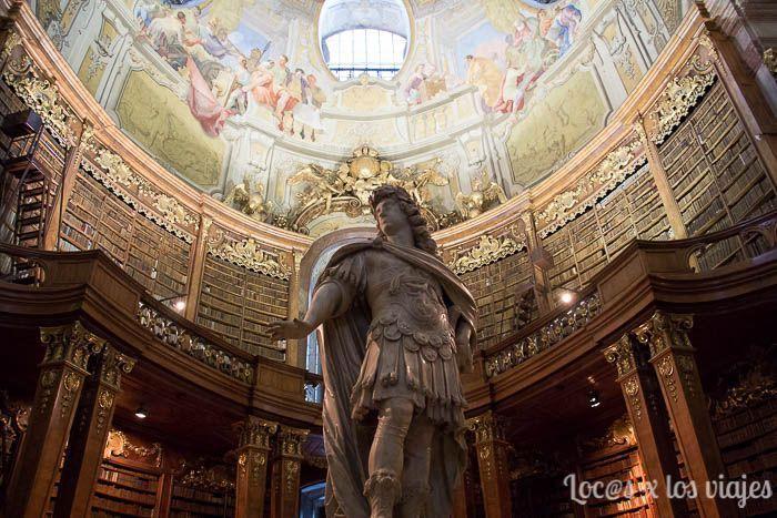Viena: Biblioteca Nacional