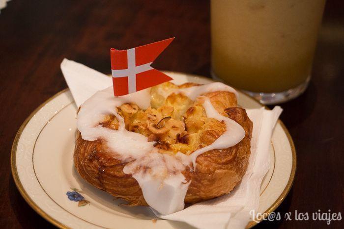 Copenhague: Wienerbrød