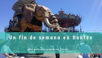 Nantes en un fin de semana