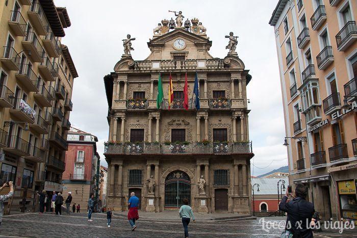 Pamplona en un día: Plaza Consistorial