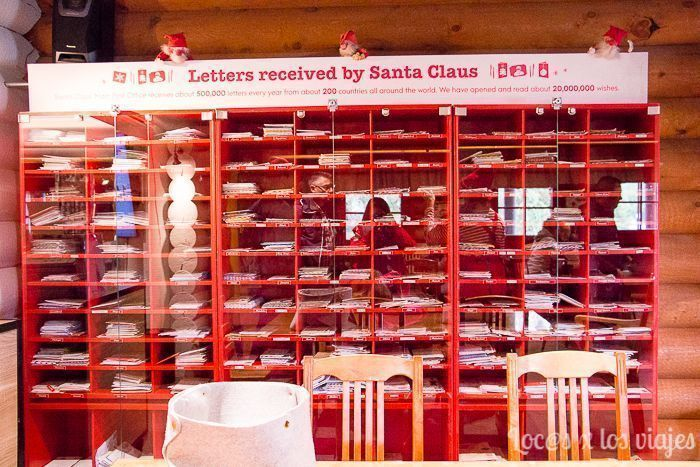 Oficina Postal de Santa Claus