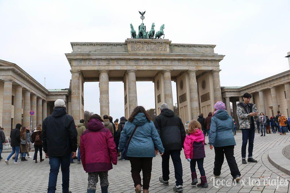 Berlín con niños y abuelos
