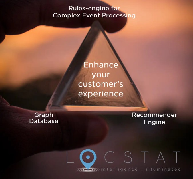 The Locstat approach to recommender systems