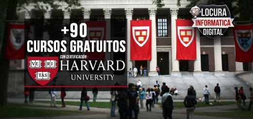 cursos universidad harvard