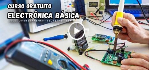 Curso de electrónica basica
