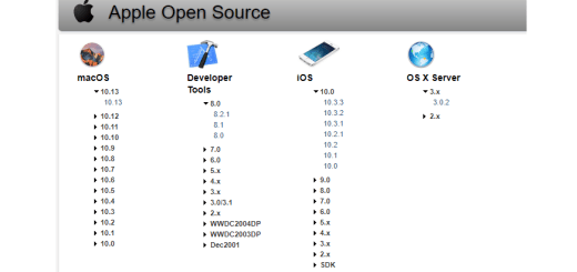 Apple libera código fuente