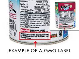 GMOs Will be Labeled on Campbell products