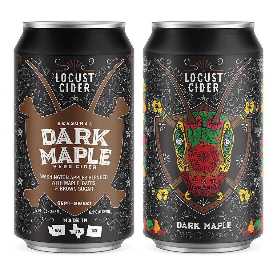 LOC Seasonal Dark Maple 2 sides