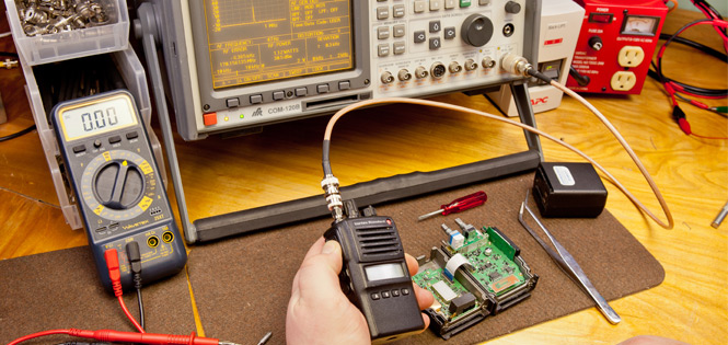 Annual Two-Way Radio Preventative Maintenance