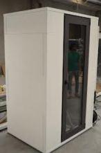 Cabina de grabación de locutor Studiobricks ONE