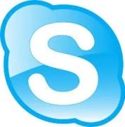 Locutor graba por Skype