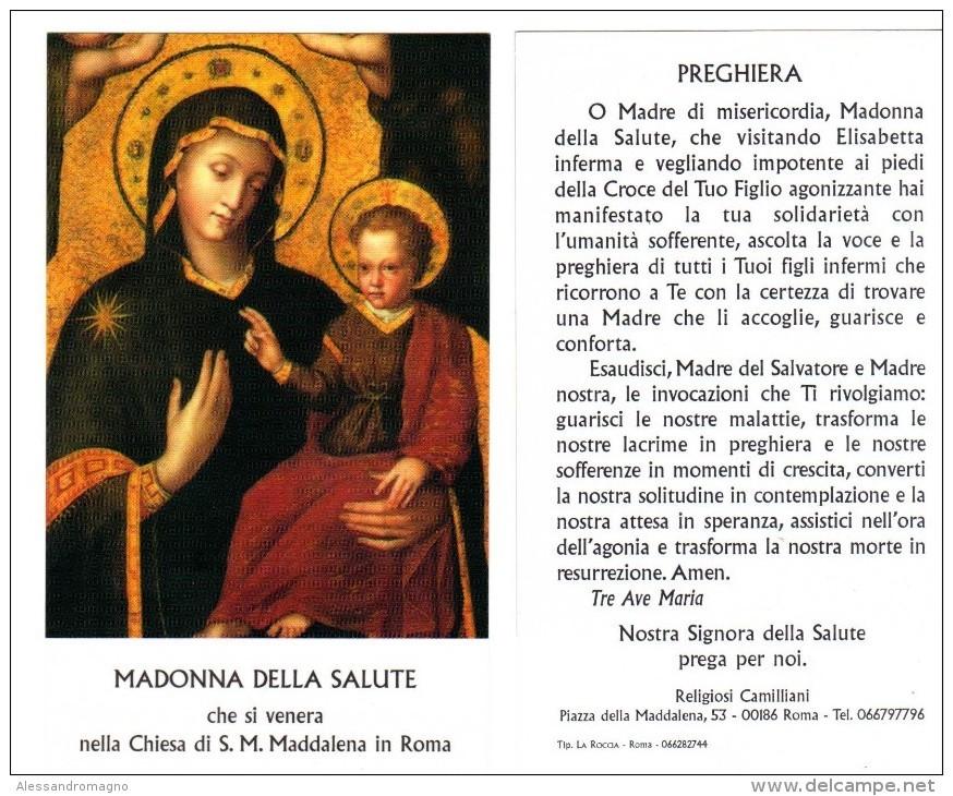 Risultato immagine per preghiera alla madonna della salute