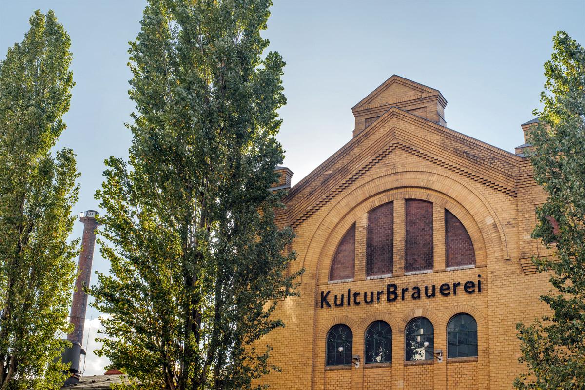 Kulturbrauerei – Berlin, Prenzlauer Berg