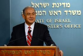 Netanyahu, bezetting is voor altijd