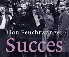 Succes van Lion Feuchtwanger