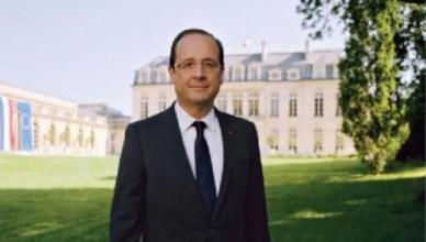 François Hollande, president van Frankrijk, zet een lange politieke traditie verder. Socialistische presidenten zijn meer oorlogszuchtig dan hun conservatieve collega's.