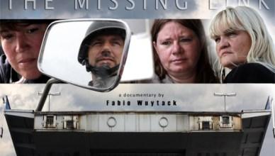 'The Missing Link'. Armoede in Vlaanderen, het laatste taboe? Zes mensen vertellen hun verhaal, een zoektocht naar respect en waardigheid. Documentaire van Fabio Wuytack, 43 min