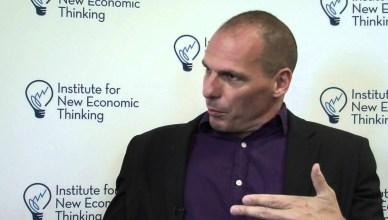 Yanis Varoufakis (INET)