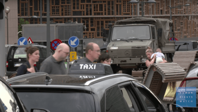 Human Rights Watch eist nultolerantiebeleid tegen wangedrag door Belgische politie