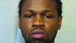 Deze foto van Isaiah McCoy werd door de staat Delaware in de media verspreid tijdens zijn proces