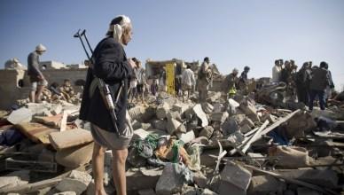 Bewijzen voor de rechtstreekse betrokkenheid van Britse en Franse wapenverkopers bij de slachtingen in Jemen door Saoedi-Arabië zijn ruim voorhande