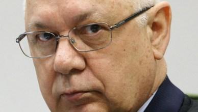 Voorzitter van het Braziliaans Hooggerechtshof Teori Zavascki