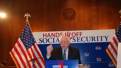 Bernie Sanders de meest populaire politicus in de VS