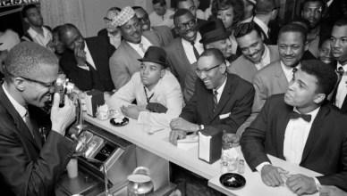 Mohammed Ali et Malcolm x