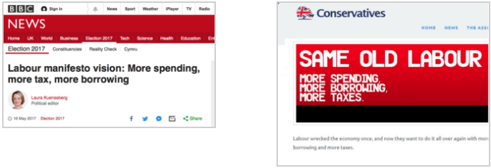 Commentaar op Labour-Manifesto