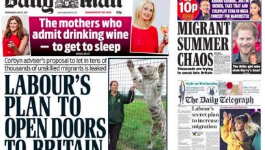 Britse media verbaasd dat hun voorspellingen niet uitkomen
