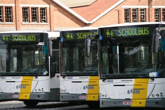 schoolbus de lijn