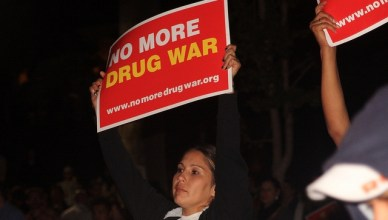 No more drug war